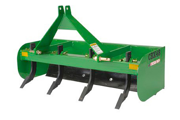 Bush Hog | Compact Box Blades | Model CBX48 for sale at Colerain, North Carolina