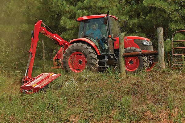 Bush Hog | Boom Mowers | Forward Reach Rear Mounted Boom Mowers for sale at Colerain, North Carolina