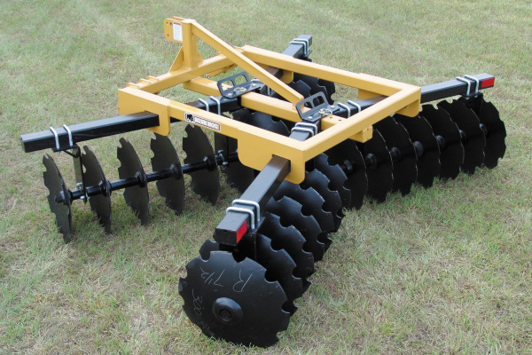 Bush Hog | 3D Series Lift Disc Harrow | Model 3D118 for sale at Colerain, North Carolina