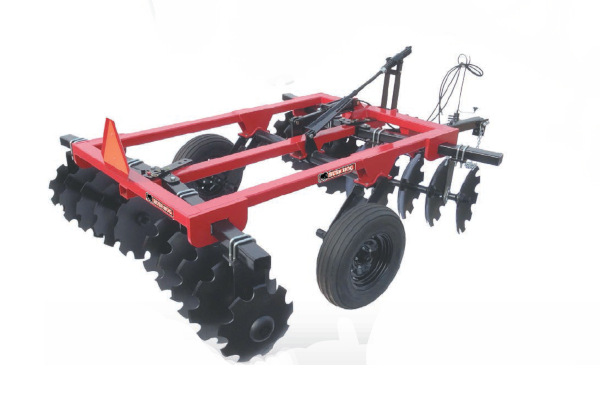 Bush Hog | DHP Series Pull Disc Harrows | Model DHP12 for sale at Colerain, North Carolina