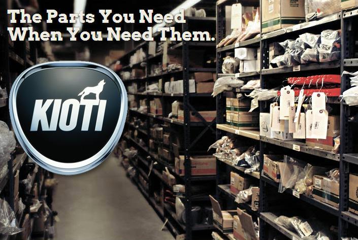 Parts Department For Your Kioti Equipment » Colerain, North Carolina