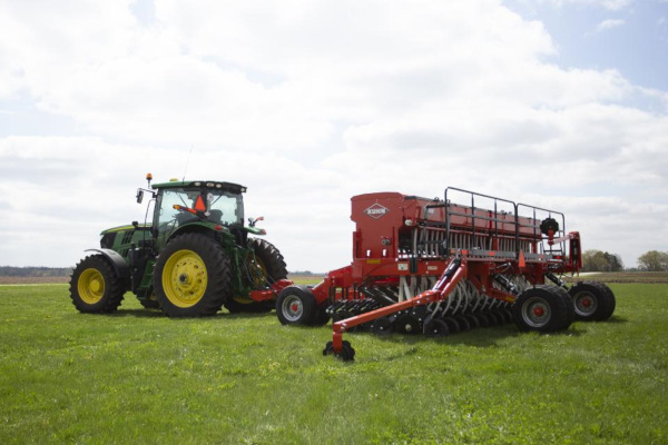 Kuhn | Mechanical Seed Drills | 9400 Series for sale at Colerain, North Carolina