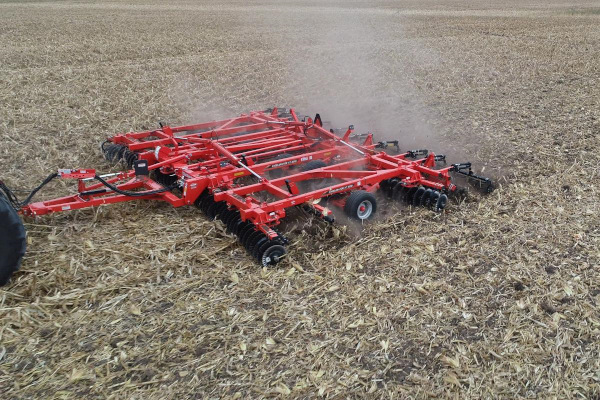 Kuhn | High Speed Vertical Tillage | Excelerator® XT 8010 for sale at Colerain, North Carolina