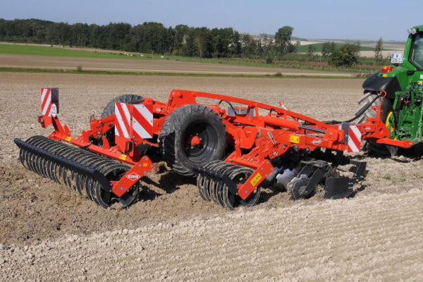 Kuhn | High-Speed Conventional Tillage | Optimer+ 1003 Trailed Series for sale at Colerain, North Carolina