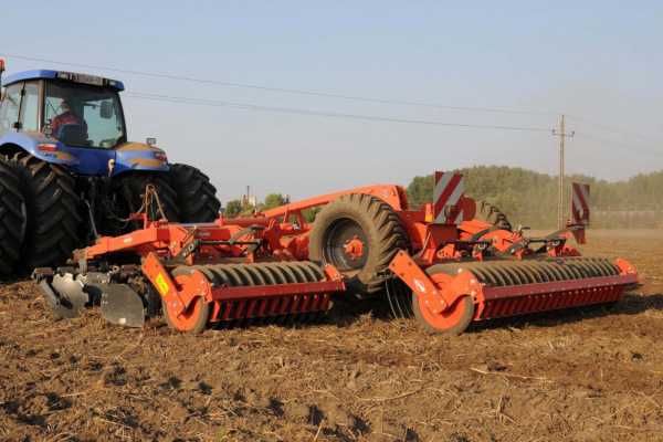 Kuhn | High-Speed Conventional Tillage | Optimer+ 103 Mounted Series for sale at Colerain, North Carolina