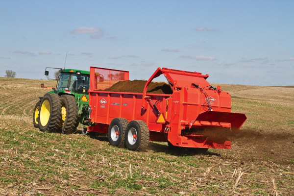 Kuhn | Rear-Discharge Spreaders | PS 150 & PS 160 for sale at Colerain, North Carolina
