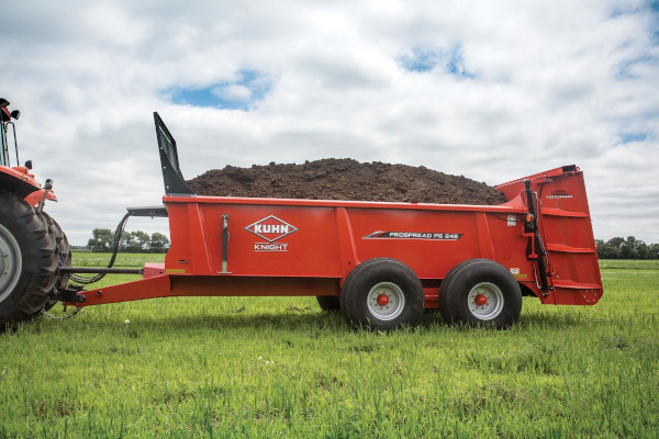 Kuhn | Rear-Discharge Spreaders | PS 235 & PS 242 for sale at Colerain, North Carolina