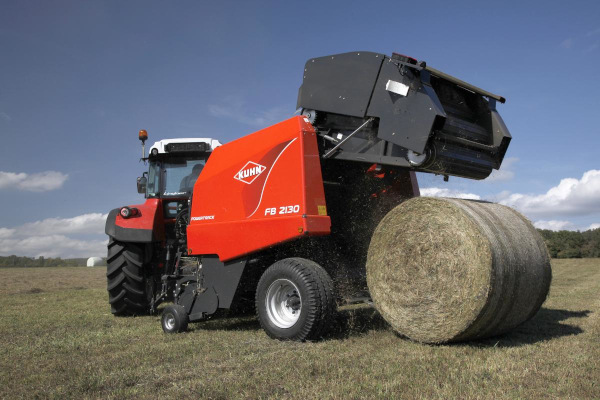 Kuhn | Baler | Round Balers for sale at Colerain, North Carolina