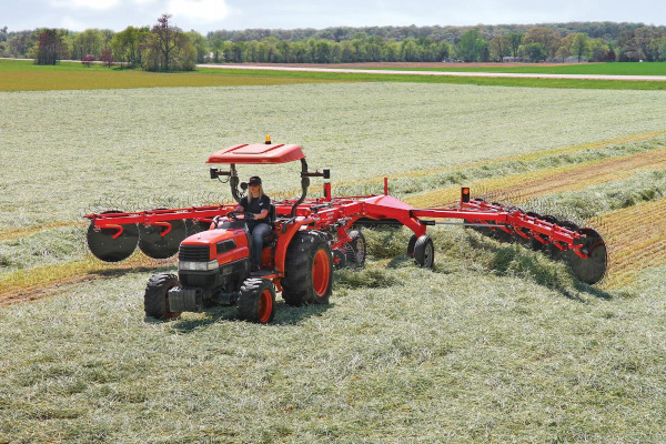 Kuhn | Wheel Rakes | SR 300 Series for sale at Colerain, North Carolina