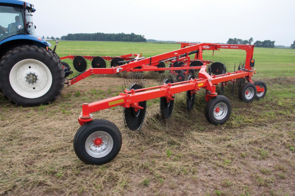 Kuhn | Wheel Rakes | SR 600 GII Series for sale at Colerain, North Carolina
