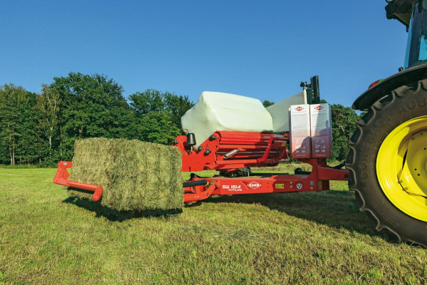 Kuhn | Square Bale Wrappers | SW 14 Series for sale at Colerain, North Carolina
