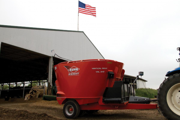 Kuhn VSL 242 for sale at Colerain, North Carolina