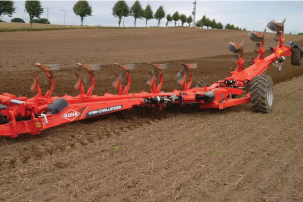 Kuhn | Semi-Mounted Rollover Plows | Vari-Challenger for sale at Colerain, North Carolina