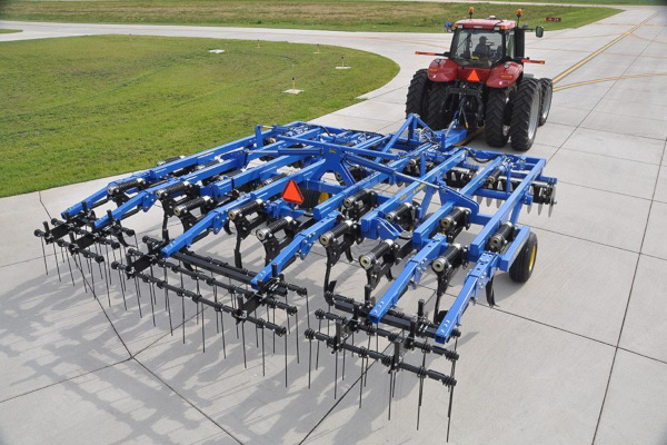 Landoll | 2100 Coulter Chisel | Model 2110-9 for sale at Colerain, North Carolina
