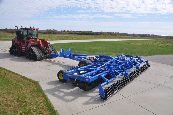 Landoll | Secondary Tillage & Seedbed Preparation | 7800 High Speed Landoll (HSL) for sale at Colerain, North Carolina