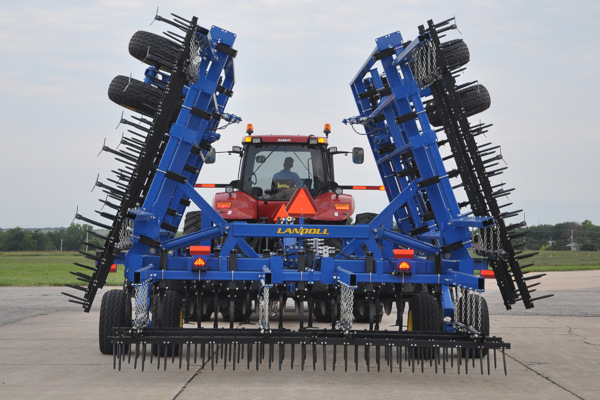Landoll | Secondary Tillage & Seedbed Preparation | 8500 Finisholl - Next Generation for sale at Colerain, North Carolina
