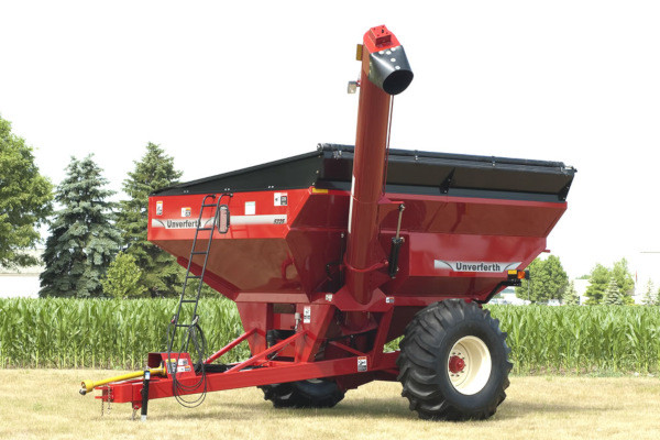Unverferth | Grain Handling | Mid Size Corner-Auger Grain Carts for sale at Colerain, North Carolina