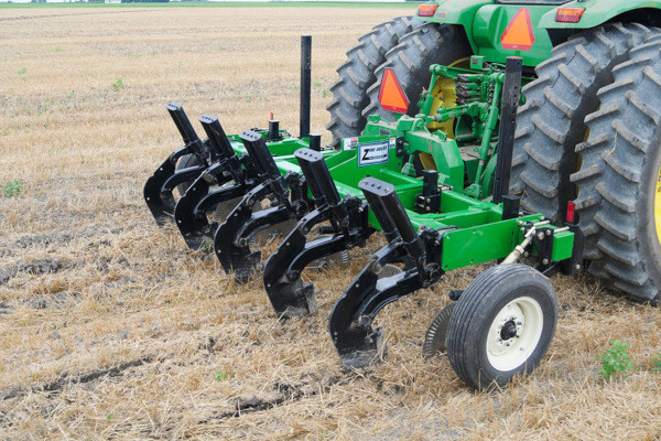 Unverferth | Zone-Builder® Subsoiler | Model 122 Spring-Cushioned Reset for sale at Colerain, North Carolina