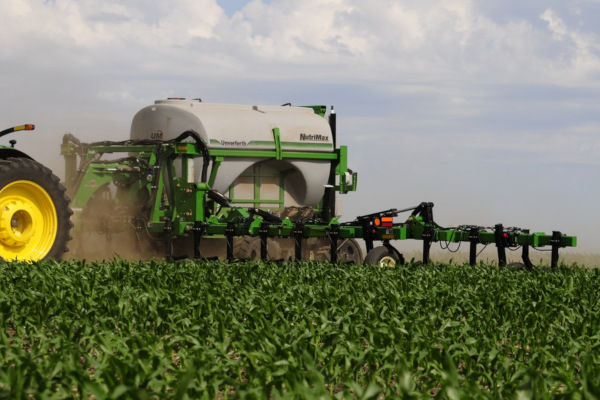 Unverferth | NutriMax Liquid Applicator | Model 2600 - 90'/88'/80' for sale at Colerain, North Carolina