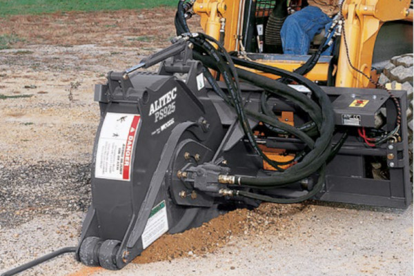 Woods | Skid Steer Attachments | Pavement Saws for sale at Colerain, North Carolina