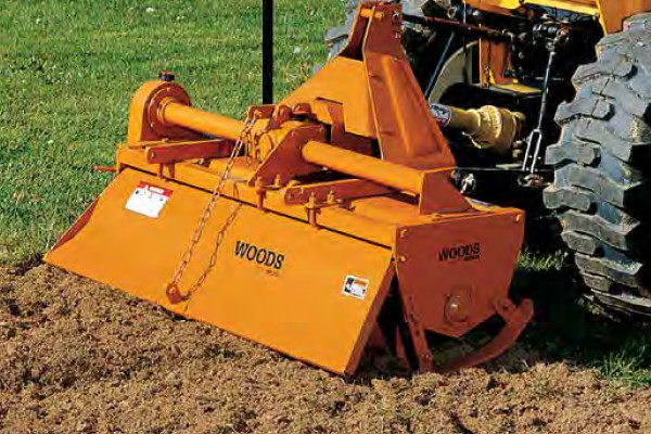 Woods | Landscape Equipment | Rotary Tillers for sale at Colerain, North Carolina