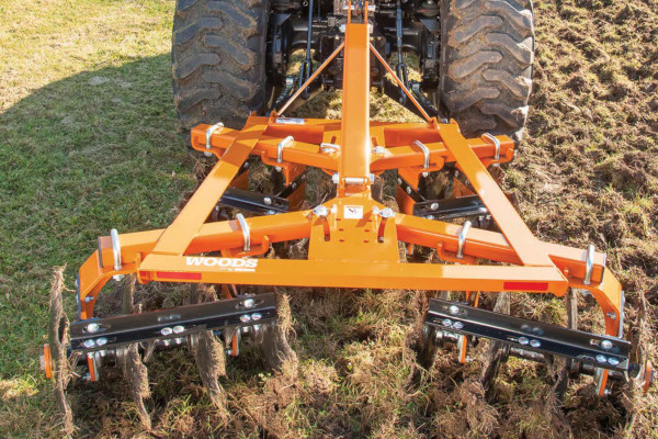 Woods | Disc Harrows | Model DHS80 for sale at Colerain, North Carolina