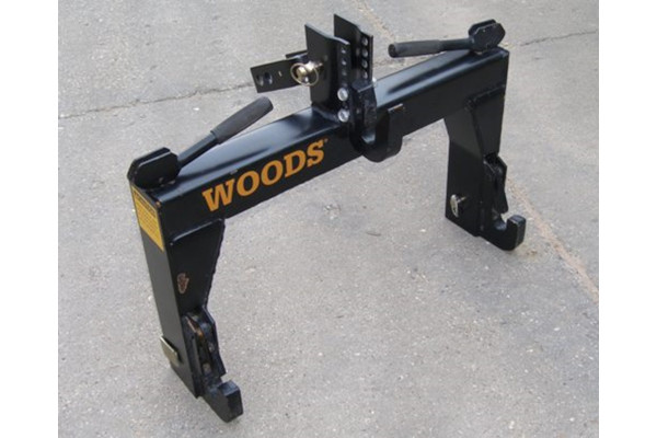 Woods | Landscape Equipment | Quick Hitch for sale at Colerain, North Carolina