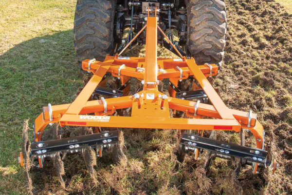 Woods | Landscape Equipment | Disc Harrows for sale at Colerain, North Carolina