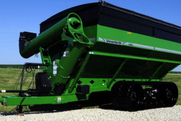 Unverferth | 20 Series Dual-Auger Grain Carts | Model 1310 for sale at Colerain, North Carolina