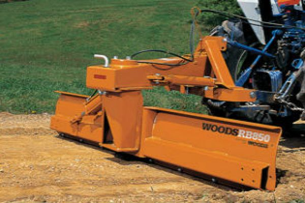 Woods | Landscape Equipment | Rear Blades for sale at Colerain, North Carolina