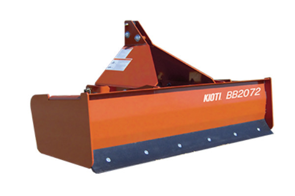 Kioti | Low Horsepower and Standard-Duty Box  Blades | Model BB2072 for sale at Colerain, North Carolina