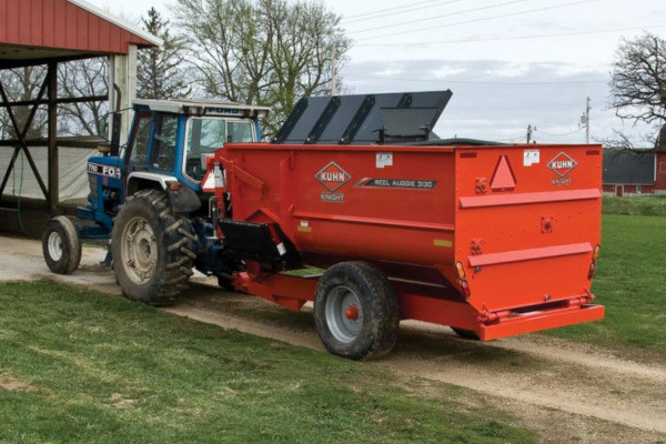 Kuhn 3125 Truck for sale at Colerain, North Carolina