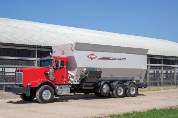 Kuhn | Mixers and Feeders | Feed Delivery Boxes for sale at Colerain, North Carolina